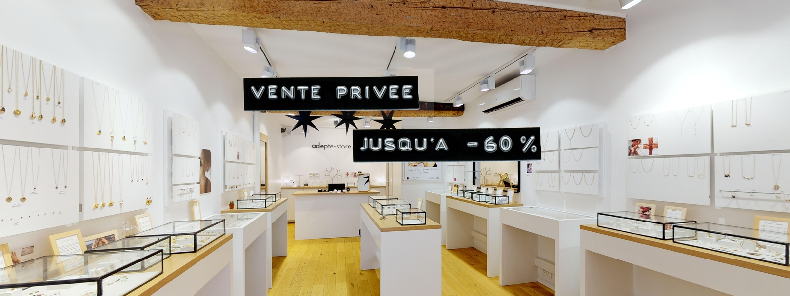 vente privée jusqu'à 60% de remise