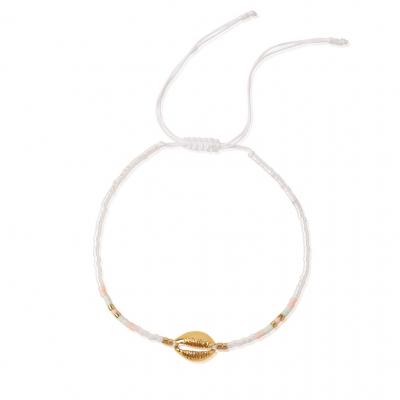 Bracelet Ocean doré à l'or fin