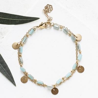 Bracelet Bahati vert