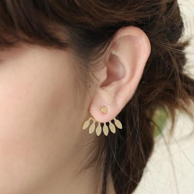 Boucle d'oreille Amazonas