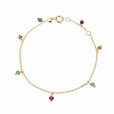 Bracelet Roséane multicolore