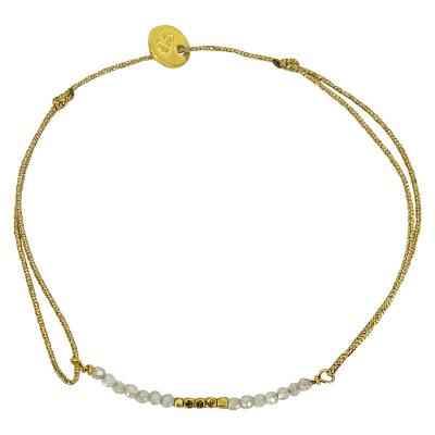 Bracelet Los Alamos - pierre de lune