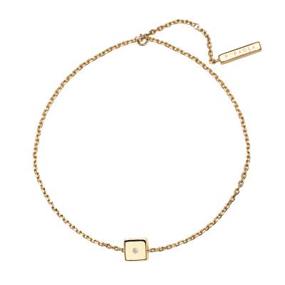 Bracelet Dice doré à l'or fin