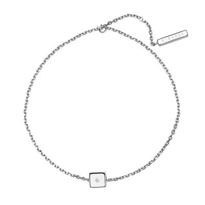 Bracelet Dice argent