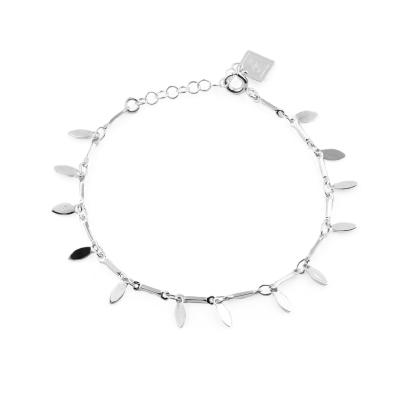 Bracelet Captiva plaqué argent