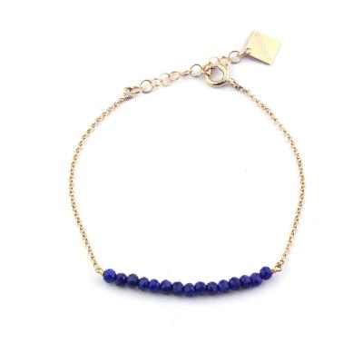 Bracelet Mina 13 lapis lazuli