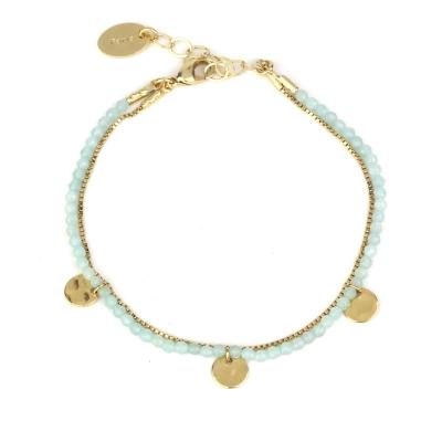 Bracelet Lima amazonite