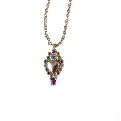 Collier Pauline multicolore