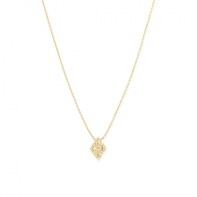 Collier grand losange Luz