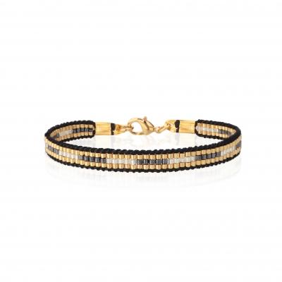 Bracelet Nour Noir
