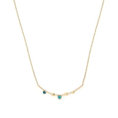 Collier Trésors turquoise